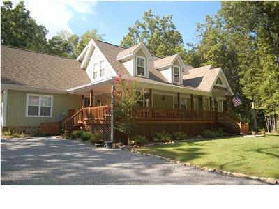 Soddy Daisy Single Family Home For Sale: 1595 Hendon Rd
