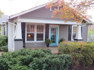 Chattanooga Single Family Home Contingent: 1215 Duane Rd