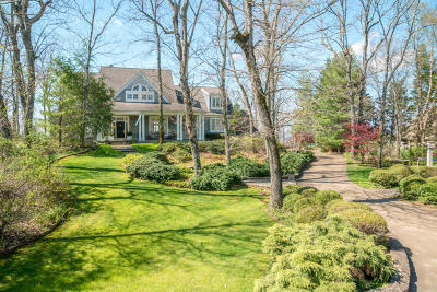 Lookout Mountain Single Family Home For Sale: 134 Stonesthrow Ln