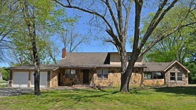 Chattanooga Single Family Home For Sale: 6859 Robin Dr