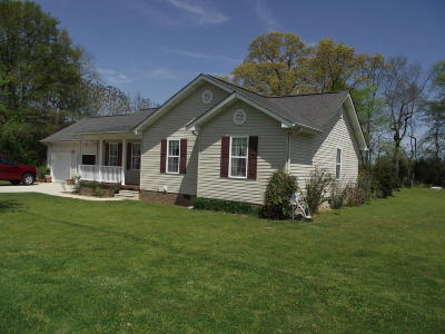 Whitwell Single Family Home For Sale: 125 Carriage Dr