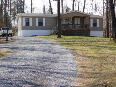 Decatur Single Family Home For Sale: 3950-2 W State Highway 30