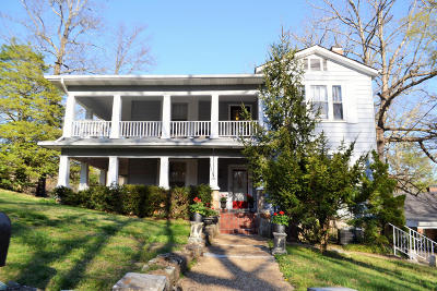 Lookout Mountain Multi Family Home Contingent: 115 S Forrest Ave