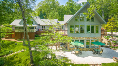 Soddy Daisy Single Family Home For Sale: 3916 Reaching Way