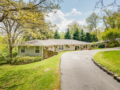 Lookout Mountain Single Family Home Contingent: 600 E Brow Rd