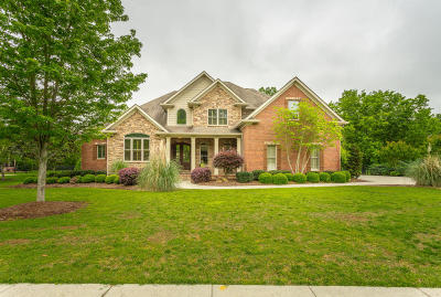 Chattanooga Single Family Home Contingent: 3558 Reflecting Dr