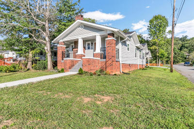 Chattanooga Single Family Home Contingent: 300 Glenwood Dr