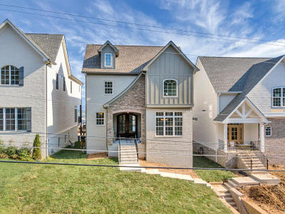 Chattanooga Single Family Home Contingent: 454 Whitehall Rd