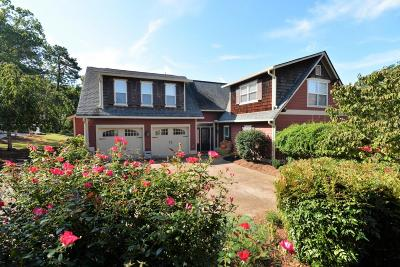 Chattanooga Single Family Home For Sale: 848 Westwood Ave