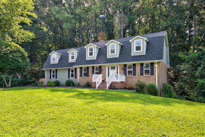 Hixson Single Family Home For Sale: 6510 Fox Den Ln