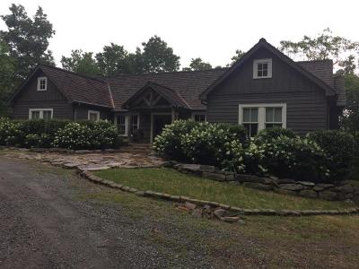 Lookout Mountain Single Family Home For Sale: 6064 Scenic Hwy