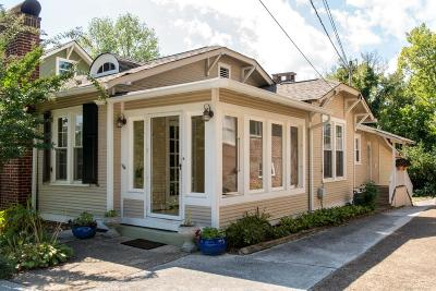 Chattanooga Single Family Home For Sale: 1325 Falmouth Rd
