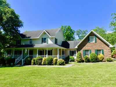 Dayton Single Family Home For Sale: 443 Tigues Creek Rd