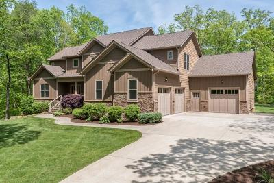 Signal Mountain Single Family Home For Sale: 3396 Cloudcrest Tr