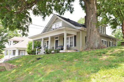 Chattanooga Single Family Home Contingent: 109 Hartman St