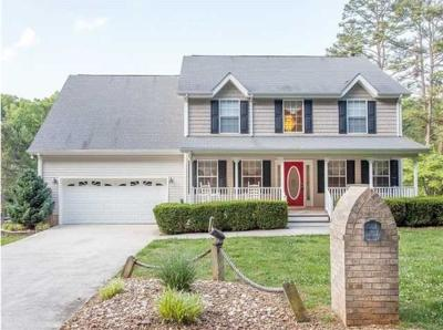 Soddy Daisy Single Family Home For Sale: 13202 Bellacoola Rd