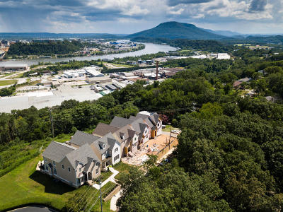 Chattanooga Single Family Home Contingent: 450 Whitehall Rd