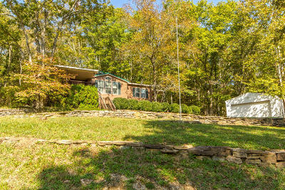 Rising Fawn Single Family Home Contingent: 864 Byrds Chapel Dr