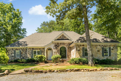 Signal Mountain Single Family Home For Sale: 736 Clear Brooks Dr