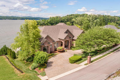 Bradley County, Hamilton County Single Family Home For Sale: 4385 Sailmaker Cir