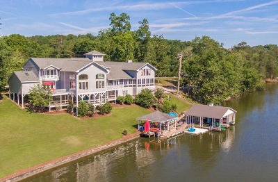 Harrison Single Family Home For Sale: 8110 Island Point Dr