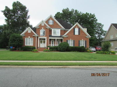 Hixson Single Family Home For Sale: 7167 Autumn Lake Tr