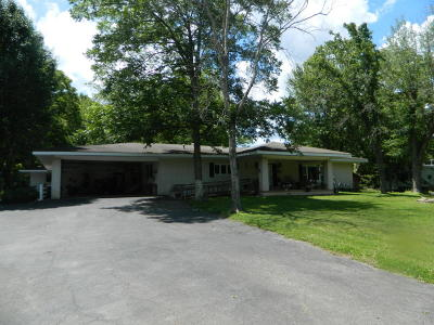 Trenton Single Family Home For Sale: 15267 N 11 Hwy