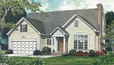 Silver Springs Single Family Home Contingent: Lot 72 NW Silver Springs