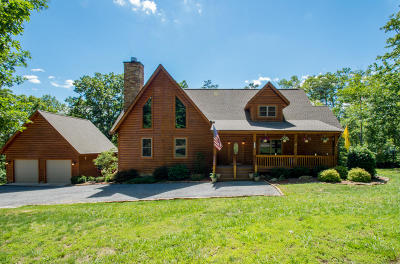 Dunlap Single Family Home For Sale: 166 Tree House Tr