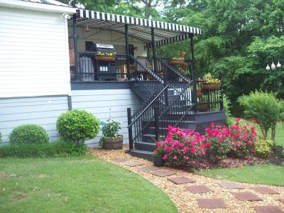 Old Fort Single Family Home For Sale: 195 Delta Dr