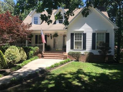 Benwood Single Family Home Contingent: 112 Cunningham Cir