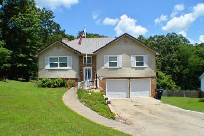 Ooltewah Single Family Home Contingent: 6008 Parsons Pond Dr