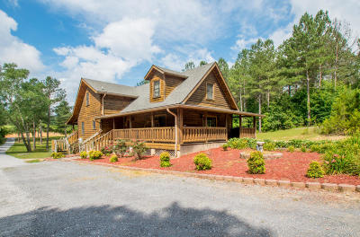 Soddy Daisy Single Family Home For Sale: 1695 Mayflower Rd