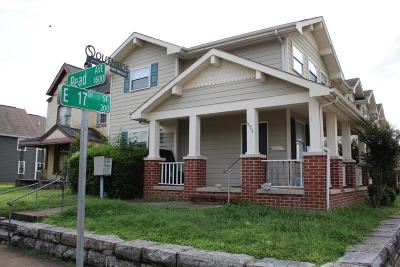 Chattanooga Multi Family Home Contingent: 1624 Read Ave
