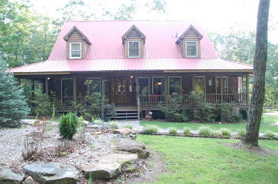 Rising Fawn Single Family Home For Sale: 81 Wild Acres Ln