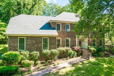 Signal Mountain Single Family Home Contingent: 208 Mathes Ln