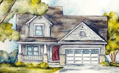 Silver Springs Single Family Home Contingent: Lot 64 Silver Springs Phase Iii