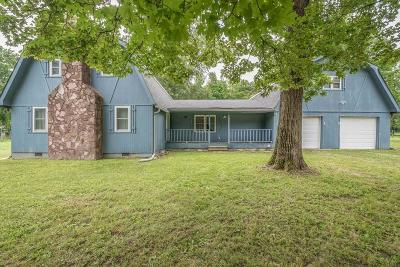 Ooltewah Single Family Home Contingent: 6320 Ooltewah Georgetown Rd
