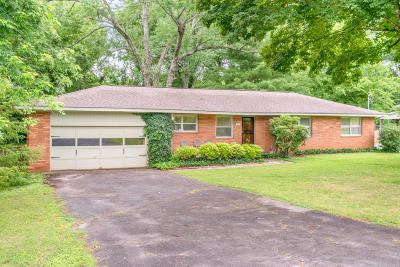 Chattanooga Single Family Home For Sale: 6754 Dupre Rd