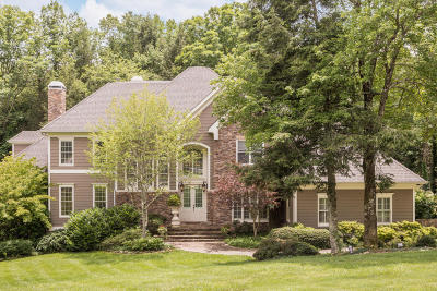Signal Mountain Single Family Home For Sale: 298 Creekshire Dr