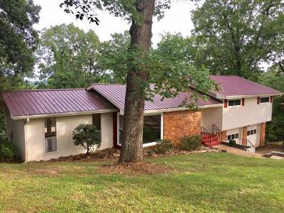 Hixson Single Family Home For Sale: 5520 Crestview Dr