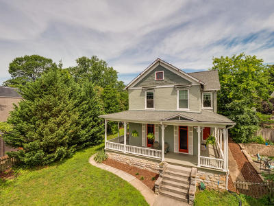 Chattanooga Single Family Home For Sale: 533 Barton Ave