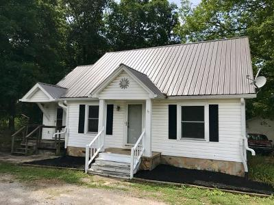 Decatur Single Family Home For Sale: 17837 N State Highway 58