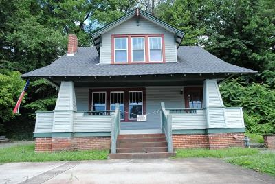Chattanooga Single Family Home For Sale: 2211 Dayton Blvd