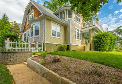 Chattanooga Single Family Home For Sale: 1105 W Mississippi Ave