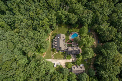 Signal Mountain Single Family Home For Sale: 4605 Chestnut Avenue Ave