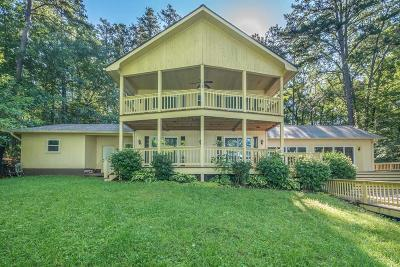 Soddy Daisy Single Family Home Contingent: 1200 Penobscot Dr