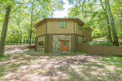 Chattanooga Single Family Home For Sale: 3131 Quiet Creek Tr