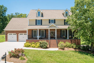Soddy Daisy Single Family Home Contingent: 11205 Captains Cove Dr