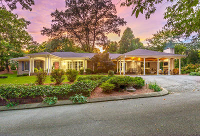 Chattanooga Single Family Home For Sale: 1670 Riverview Rd